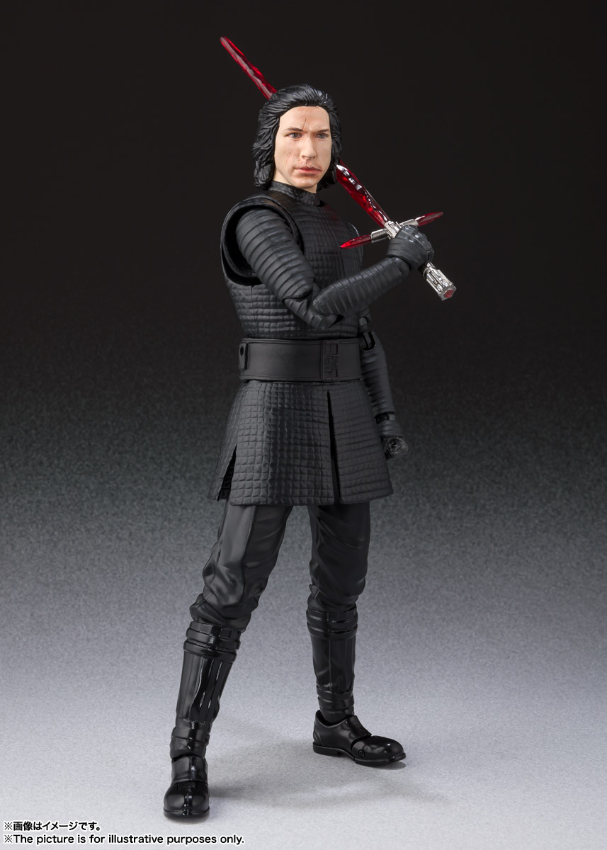 S.H.Figuarts カイロ・レン(STAR WARS: The Rise of Skywalker) 06