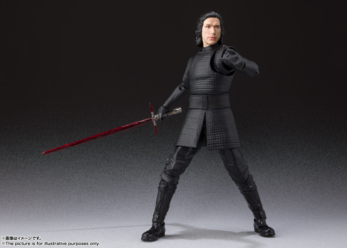 S.H.Figuarts カイロ・レン(STAR WARS: The Rise of Skywalker) 07