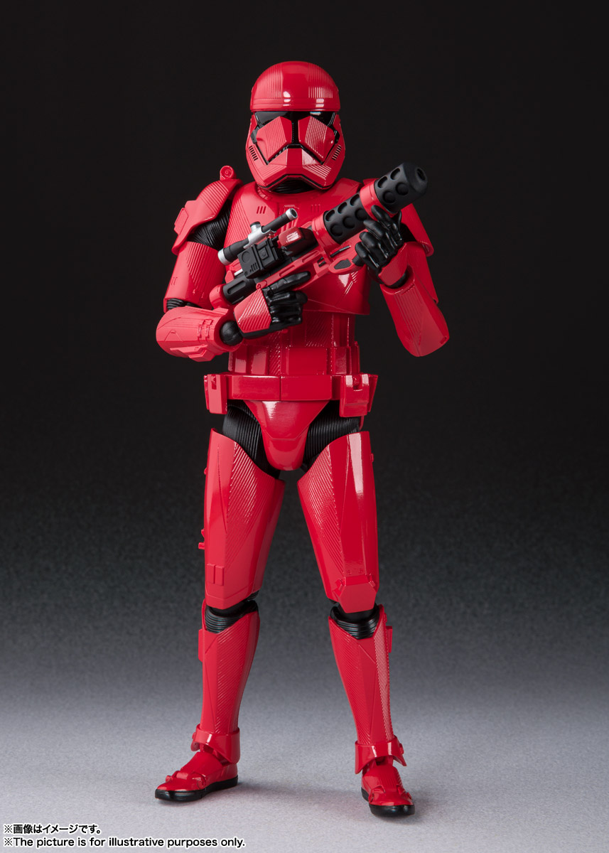 S.H.Figuarts シス・トルーパー(STAR WARS: The Rise of Skywalker) 02