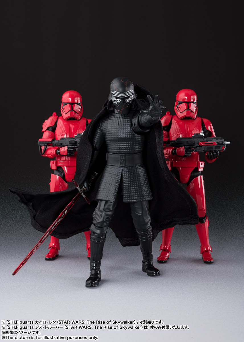 S.H.Figuarts シス・トルーパー(STAR WARS: The Rise of Skywalker) 09