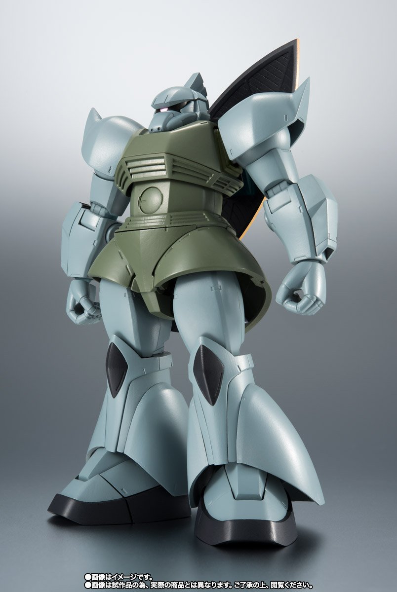ROBOT魂 ver. A.N.I.M.E. 【抽選販売】<SIDE MS> MS-14 量産型ゲルググ ver. A.N.I.M.E. ~ファーストタッチ3500~ 02