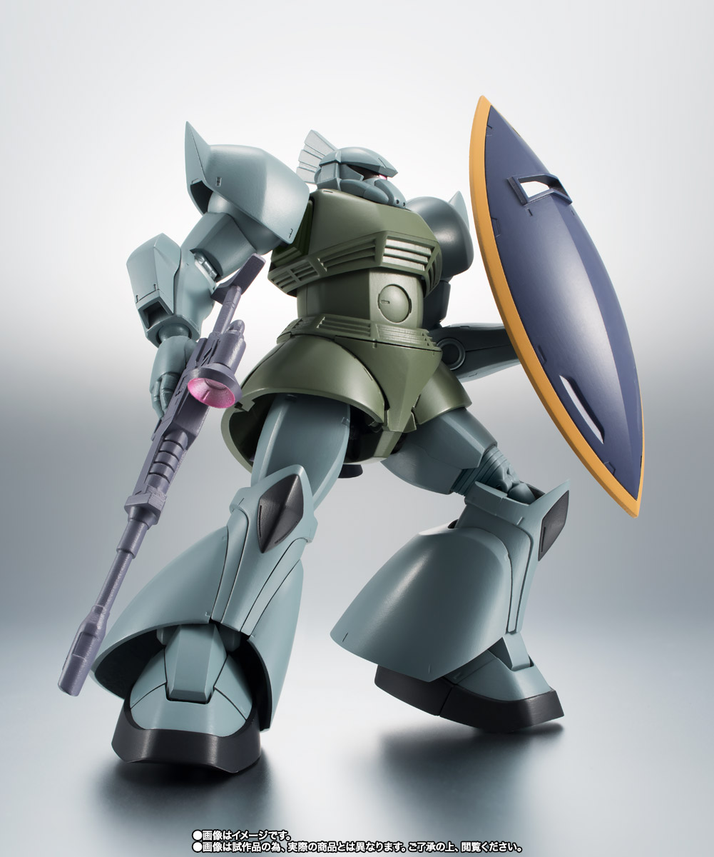 ROBOT魂 ver. A.N.I.M.E. 【抽選販売】<SIDE MS> MS-14 量産型ゲルググ ver. A.N.I.M.E. ~ファーストタッチ3500~ 03