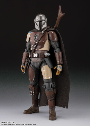 S.H.Figuarts ザ・マンダロリアン(STAR WARS: The Mandalorian) 01