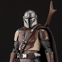S.H.Figuarts ザ・マンダロリアン(STAR WARS: The Mandalorian)