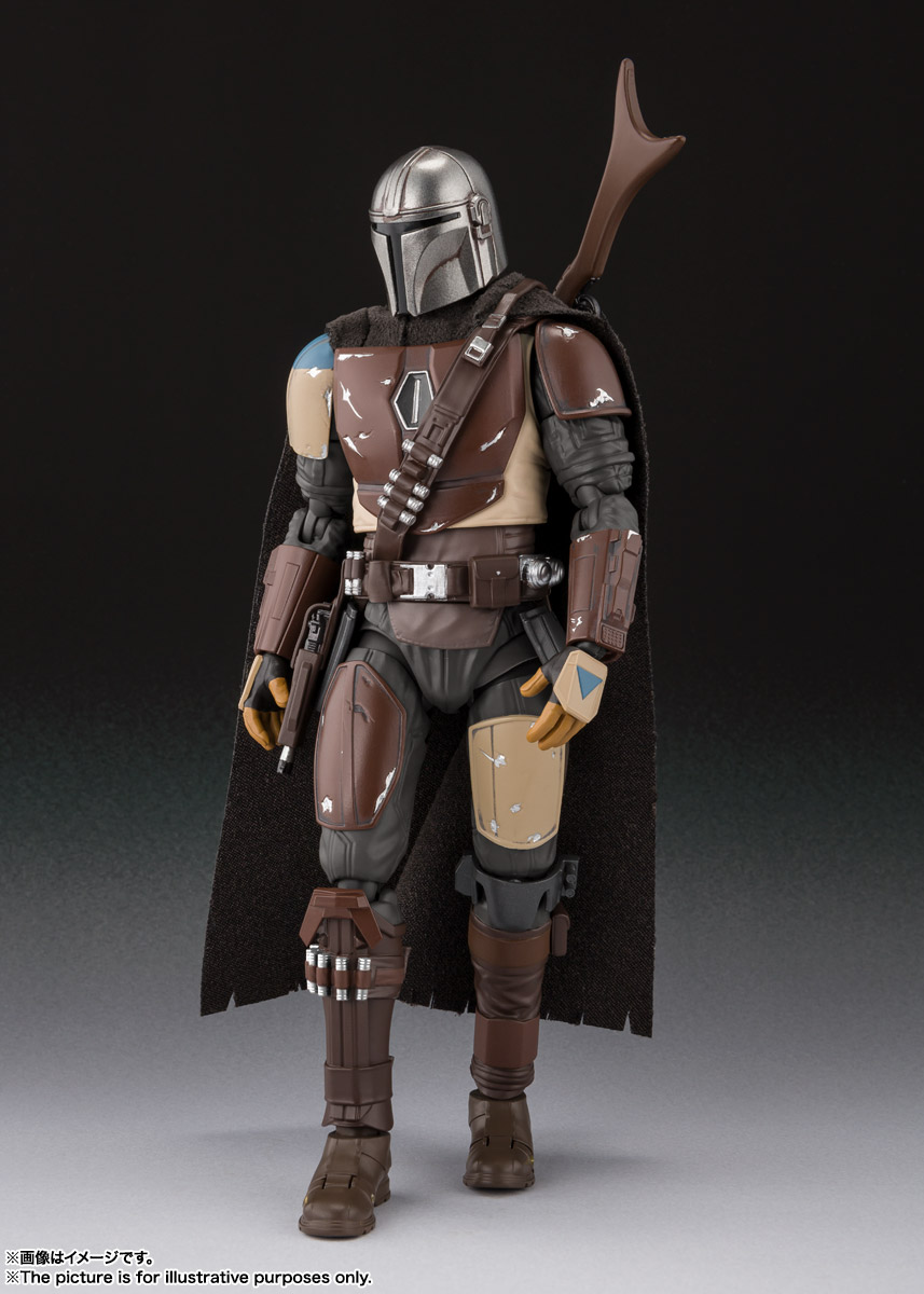S.H.Figuarts ザ・マンダロリアン(STAR WARS: The Mandalorian) 02