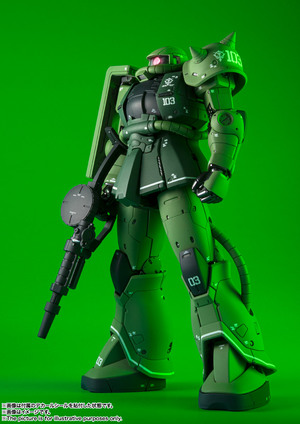 GUNDAM FIX FIGURATION METAL COMPOSITE MS-06C ザクII C型 10