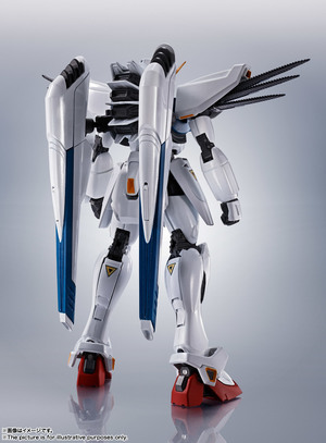 ROBOT魂 <SIDE MS> ガンダムF91 EVOLUTION-SPEC 03