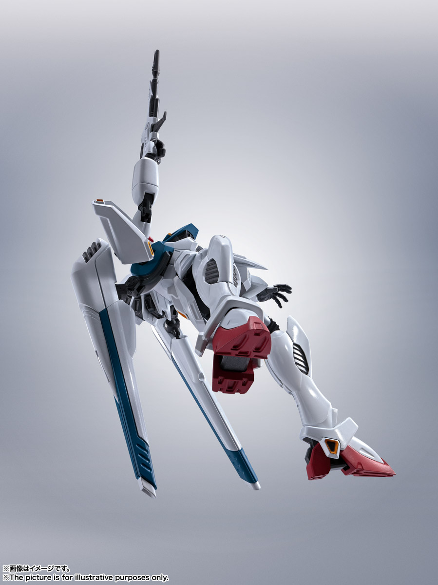 ROBOT魂 <SIDE MS> ガンダムF91 EVOLUTION-SPEC 09