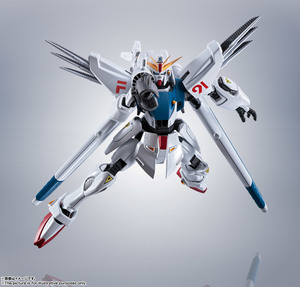ROBOT魂 <SIDE MS> ガンダムF91 EVOLUTION-SPEC 10