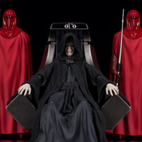 S.H.Figuarts パルパティーン皇帝‐Emperor's Throne Set‐(STAR WARS: Return of the Jedi)