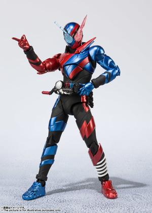 S.H.Figuarts 仮面ライダービルド ラビットタンクフォーム [BEST SELECTION] 01