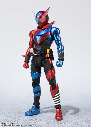 S.H.Figuarts 仮面ライダービルド ラビットタンクフォーム [BEST SELECTION] 02