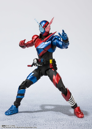 S.H.Figuarts 仮面ライダービルド ラビットタンクフォーム [BEST SELECTION] 03