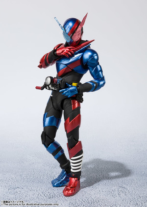 S.H.Figuarts 仮面ライダービルド ラビットタンクフォーム [BEST SELECTION] 05