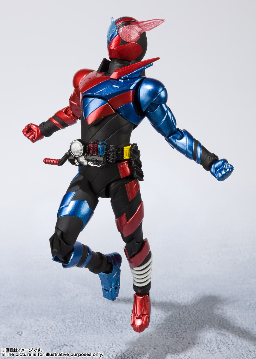 S.H.Figuarts 仮面ライダービルド ラビットタンクフォーム [BEST SELECTION] 06