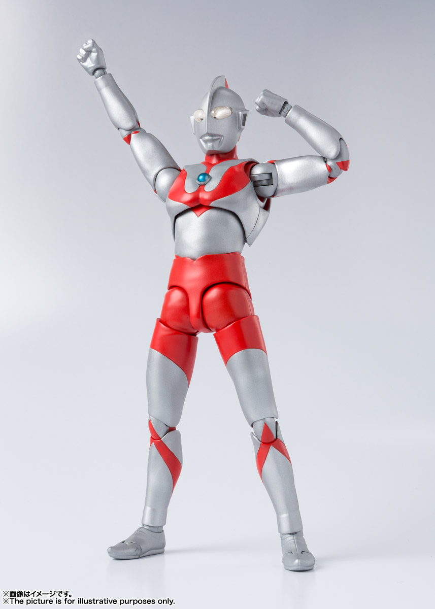 S.H.Figuarts ウルトラマン [BEST SELECTION] 01