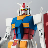 ROBOT魂 <SIDE MS> RX-78-2 ガンダム ver. A.N.I.M.E. [BEST SELECTION]