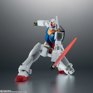 ROBOT魂 <SIDE MS> RX-78-2 ガンダム ver. A.N.I.M.E. [BEST SELECTION] 02