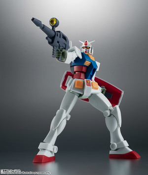 ROBOT魂 <SIDE MS> RX-78-2 ガンダム ver. A.N.I.M.E. [BEST SELECTION] 04