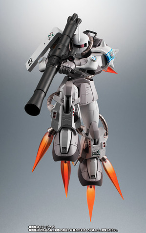ROBOT魂 <SIDE MS> MS-06R-1A シン・マツナガ専用高機動型ザクII ver. A.N.I.M.E. 02