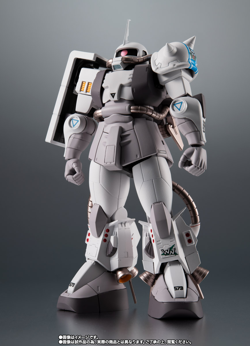 ROBOT魂 <SIDE MS> MS-06R-1A シン・マツナガ専用高機動型ザクII ver. A.N.I.M.E. 03