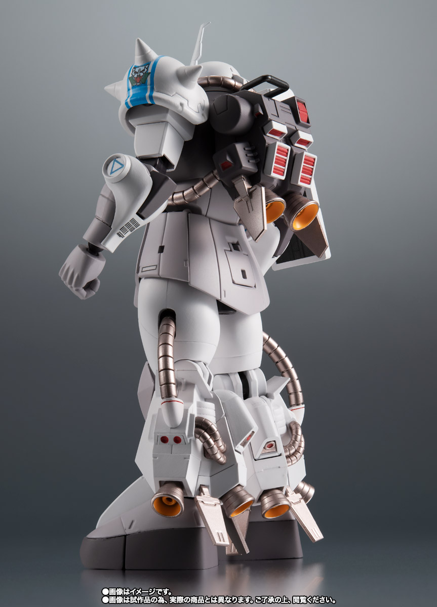 ROBOT魂 <SIDE MS> MS-06R-1A シン・マツナガ専用高機動型ザクII ver. A.N.I.M.E. 04