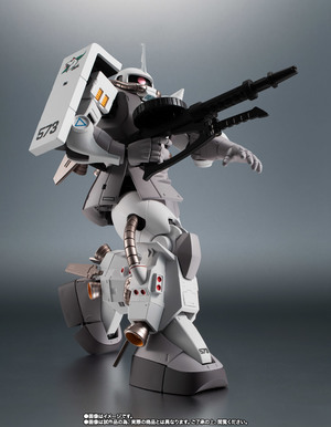 ROBOT魂 <SIDE MS> MS-06R-1A シン・マツナガ専用高機動型ザクII ver. A.N.I.M.E. 05