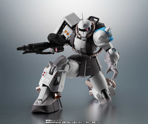 ROBOT魂 <SIDE MS> MS-06R-1A シン・マツナガ専用高機動型ザクII ver. A.N.I.M.E. 08