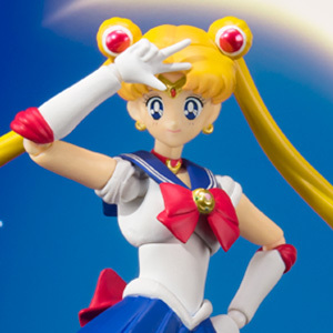 S.H.Figuarts セーラームーン-Animation Color Edition-