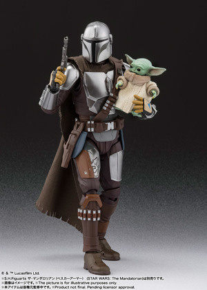 S.H.Figuarts ザ・チャイルド (STAR WARS:The Mandalorian) 08