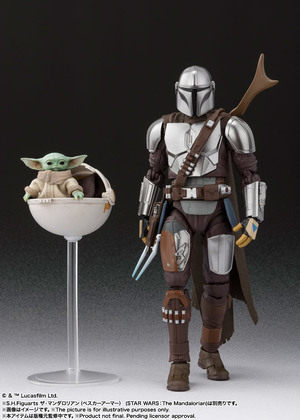 S.H.Figuarts ザ・チャイルド (STAR WARS:The Mandalorian) 09