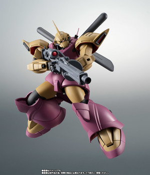 ROBOT魂 ver. A.N.I.M.E. <SIDE MS> MS-14Fs ゲルググM指揮官機(シーマ・ガラハウ機) ver. A.N.I.M.E. 02