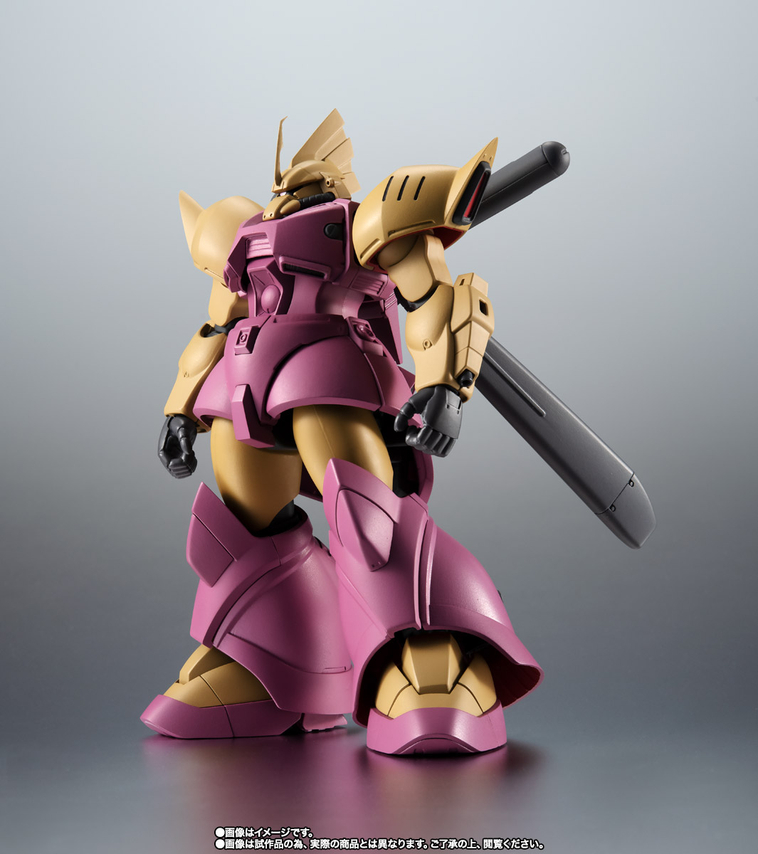 ROBOT魂 ver. A.N.I.M.E. <SIDE MS> MS-14Fs ゲルググM指揮官機(シーマ・ガラハウ機) ver. A.N.I.M.E. 03