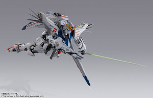 METAL BUILD ガンダムF91 CHRONICLE WHITE Ver. 02