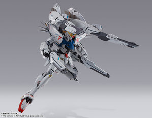METAL BUILD ガンダムF91 CHRONICLE WHITE Ver. 03