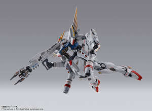 METAL BUILD ガンダムF91 CHRONICLE WHITE Ver. 06