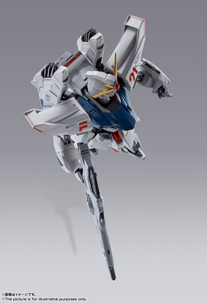 METAL BUILD ガンダムF91 CHRONICLE WHITE Ver. 12