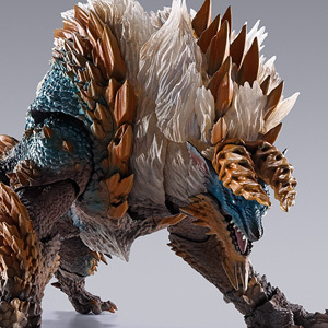 S.H.MonsterArts ジンオウガ